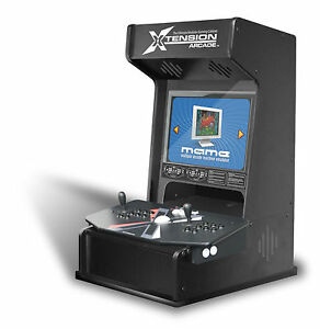 Xtension-Mini-Arcade-Cabinet-For-X-Arcade-Tankstick-Bartop-Arcade