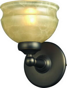 OLDE-BRONZE-AND-GLASS-WALL-SCONCE-8-X-9