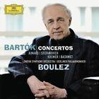 Bela Bartok - Bartók: Concertos (2008)