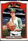 1972 Topps Rollie Fingers Oakland Athletics #241 Baseball Card