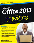 Office 2013 For Dummies by Wallace Wang (Paperback, 2013)