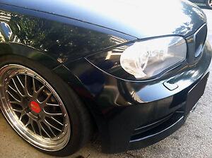 BMW-1-Series-E82-E88-Headlight-Overlay-Eyelid-Amber-Gone-Removal-128i-135i-1M