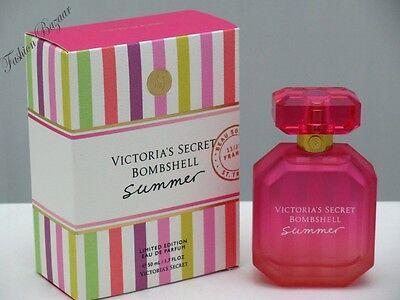 Victoria's Secret BOMBSHELL SUMMER LIMITED-EDITION PARFUM SPRAY 1.7 OZ