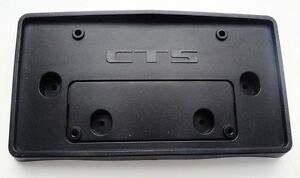 Cadillac-CTS-2008-2009-2010-License-Plate-MOUNT-BRACKET