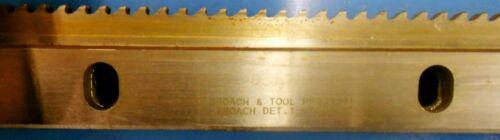 "KINGSFORD BROACH /& TOOL SLOTTING BROACH 1/"" X 1-15//16/"" X 42/"""