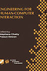 Engineering for Human-computer Interaction: Seventh Working Conference on Engineering for Human-Computer Interaction, September 14-18, 1998, Heraklion, Crete, Greece by Chapman and Hall (Hardback, 1999)