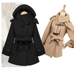 Gossip-Girl-Serena-Cashmere-Style-Wool-Trench-Coat-Cape-Jacket-Bowknot-Overcoat