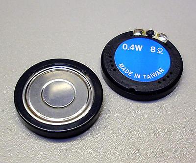 1 Stück Miniatur Einbau-Lautsprecher Modell AZ-30  0,4 W / 8 Ω ( (M4260)