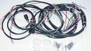 Harley Sportster Wiring Harness : new 1980 xl xls sportster harley davidson complete wiring ~ A.2002-acura-tl-radio.info Haus und Dekorationen