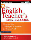 The English Teacher's Survival Guide: Ready-to-use Techniques & Materials for Grades 7-12 by Mary Lou Brandvik, Katherine S. McKnight (Paperback, 2011)