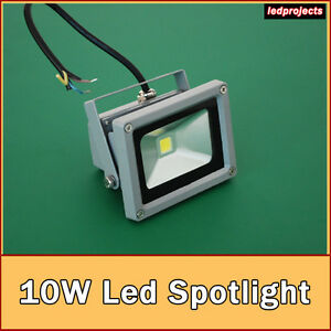 10W-LED-Flood-Light-Floodlight-Lamp-Warm-White-Garden-Outdoor-Lamp
