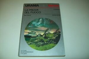URANIA-MONDADORI-N-960-BEN-BOVA-LA-PROVA-DEL-FUOCO-25-DICEMBRE-1983-SPECIALE