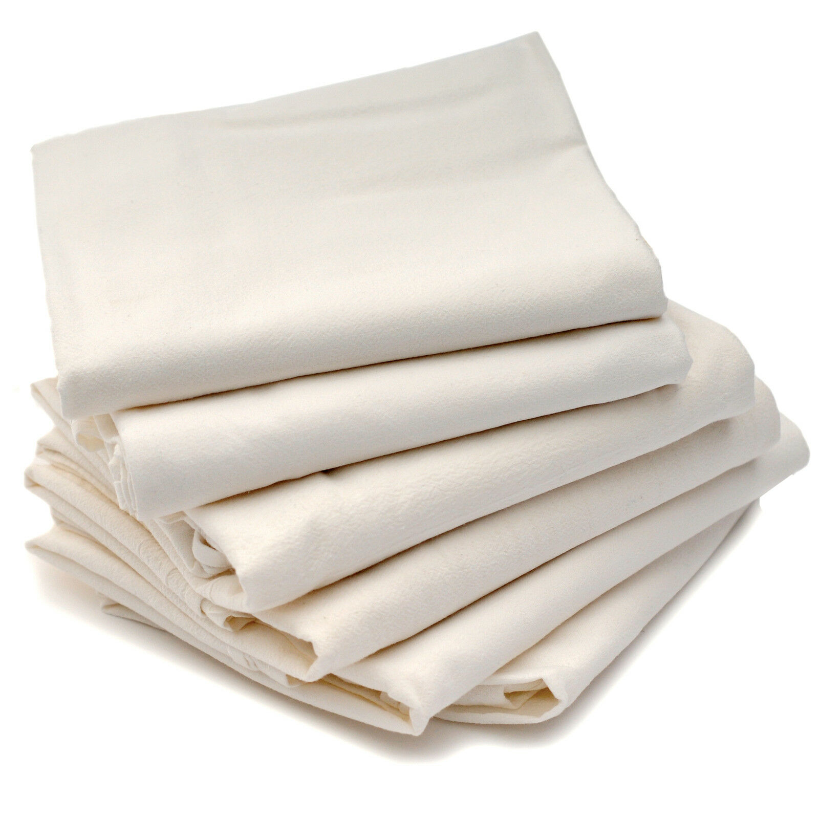 "Norpro 100% Cotton Flour Sack Towels 30"" x 29"" set of 2"