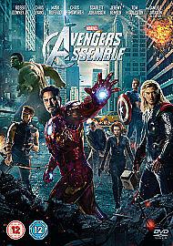 Marvel's Avengers Assemble - DVD - BRAND NEW SEALED