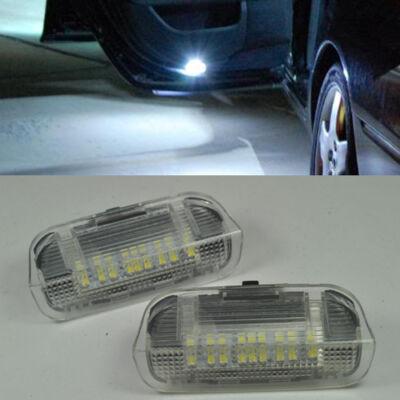 2x Super  Bright Led SMD Step Courtesy Door Lights For VW Golf Jetta Passat  EOS