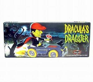 Dracula-039-s-Dragster-Model-Aurora-Reissue-Polar-Lights
