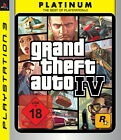 Grand Theft Auto IV -- Platinum Edition (Sony PlayStation 3, 2009)