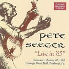Pete Seeger - Live in 65 (Live Recording, 2009)