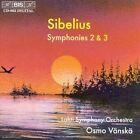 Jean Sibelius - Sibelius: Symphonies Nos. 2 & 3 (1997)