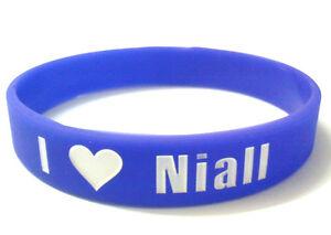 One-Direction-1D-034-I-amp-lt3-LOVE-NIALL-034-violet-bracelet-bracelet-jour-meme-poste