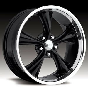 Chevy S10 Bolt Pattern >> Boss 338 wheels Black rims 18x8 fits: CHEVY S10 BLAZER XTREME JIMMY SONOMA 5x120 | eBay