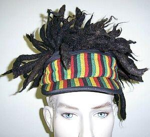 Rasta-Visor-Cap-with-Dreadlocks-Wig