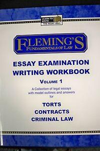 essay examination