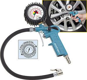 Hazet Reifenfüll Messgerät 9041 1 Druckluft Reifenprüfer Luftdruckprüfer  9041-1