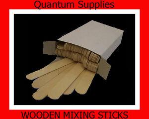 25-WOODEN-MIXING-STICKS-FOR-FIBREGLASS-moulds-RESIN-GRP-WORK-etc