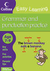 Easy Learning: Grammar and Punctuation Age 7-9 by Collins Easy Learning (Paperback, 2012)