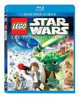 LEGO Star Wars: The Padawan Menace (Blu-ray Disc, 2012, 2-Disc Set)
