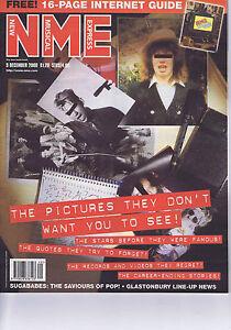 SUGABABES-NME-December-9-2000