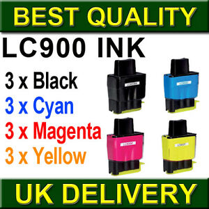12-Compatible-INK-CARTRIDGES-FOR-FIB-LC900-FIB-LC-900