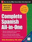 Practice Makes Perfect Complete Spanish All-in-One by Gilda Nissenberg (Paperback, 2013)