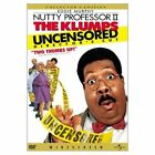 Nutty Professor II: The Klumps (DVD, 2001, Uncensored Collectors Edition)