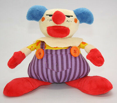 Super Cute 5 inch Chuckles The Clown Soft Plush Toy from Toy Story Cartoon Movie