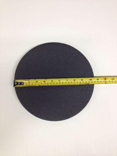 "Bucket Lid Pad Lot of 3- 10 1/2""x 3/4"" Thick Round Foam  Pad and Kneeling Pad"