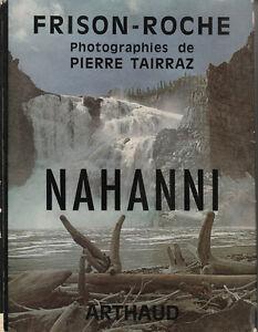 Livre-nahanni-Frison-Roche-book