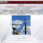 Mozart: Sinfonie Concertante K 297b, Oboe Concerto /Marriner by Heinz Holliger, Aurèle Nicolet (CD, Philips)