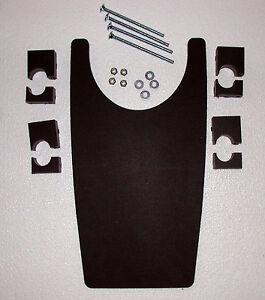 cafe racer seat pan mounting kit   ebay