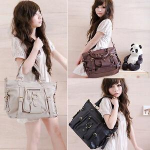 Big-Size-OL-Fashion-Hot-Messenger-Bag-Simple-Tote-Shoulder-Handbags-CB1057