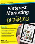 Pinterest Marketing For Dummies by Kelby Carr (Paperback, 2012)