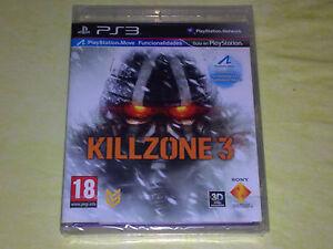 KILLZONE-3-PAL-ESPANA-NO-PLATINUM-NUEVO-Y-PRECINTADO