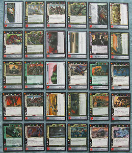 Warhammer-40K-CCG-Coronis-Campaign-Uncommon-Cards-Park-1-2-A-Ni-WH40k