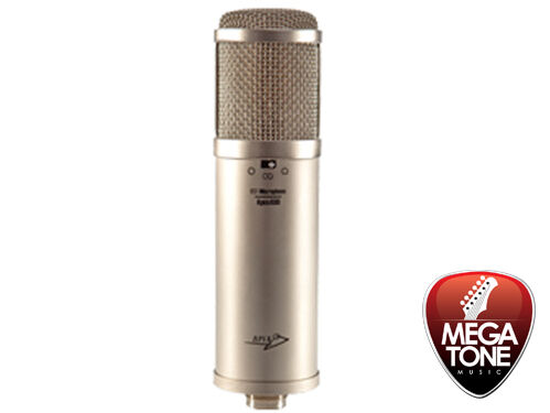New! Apex 480 Wide Diaphragm FET Microphone - Great Studio Vocal Mic