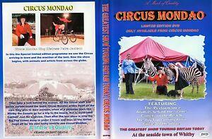 2017 Circus Mondao DVD Whitby - East Yorkshire, United Kingdom - 2017 Circus Mondao DVD Whitby - East Yorkshire, United Kingdom