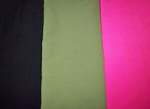 Supplex-Nylon-Fabric-wicking-breathable-lightweight-green-neon-pink-light-olive