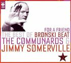 Jimmy Somerville - For A Friend (The Best Of , Bronski Beat & The Communards, 2009)