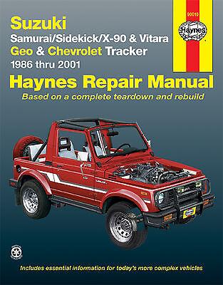 Haynes Publications 90010 Repair Manual