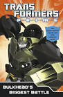 Transformers Prime: Bulkhead's Biggest Battle: Book 3 by Hasbro (Paperback, 2012)